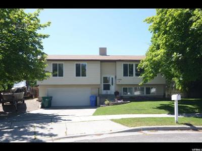 Riverton Single Family Home Under Contract: 12881 S Aspen Glen Circle