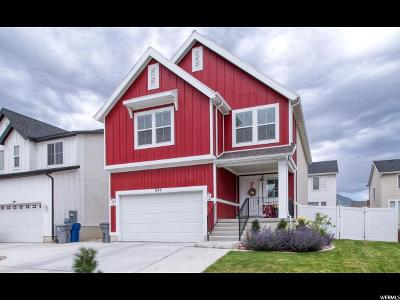 American Fork Single Family Home For Sale: 653 S Academy Dr E #25
