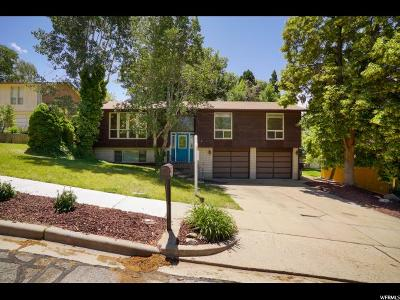 Farmington Single Family Home For Sale: 278 E 750 S