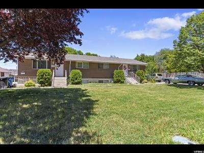 Spanish Fork Multi Family Home For Sale: 463 E 400 N
