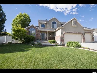 Riverton Single Family Home Under Contract: 3807 W Mendocino Dr S