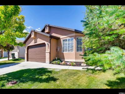 West Jordan Single Family Home For Sale: 6782 S Empress Ln