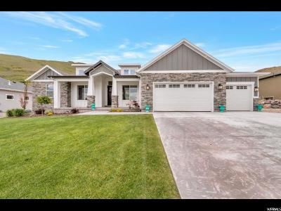 Herriman Single Family Home For Sale: 14922 S Lake Ridge Circle Cir W
