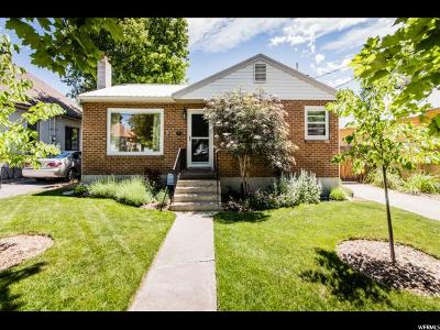 Franklin Single Family Home For Sale: 136 S 300 E