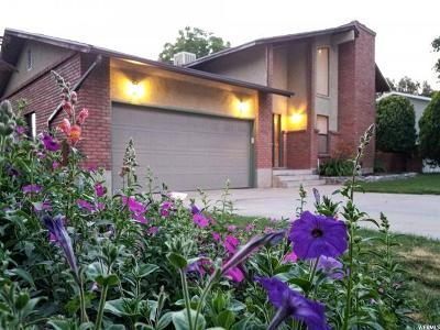 Orem Single Family Home For Sale: 196 S Ridgecrest Dr