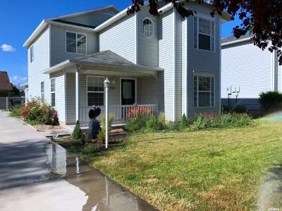 Spanish Fork Single Family Home For Sale: 636 W 100 N