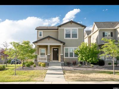 Lehi Single Family Home For Sale: 837 W 2630 N