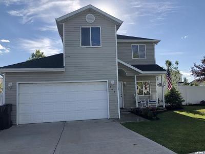 Syracuse Single Family Home Under Contract: 742 S Killarney Dr