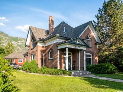 Provo Single Family Home For Sale: 488 N 400 E