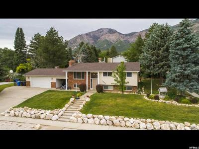 North Ogden Single Family Home Under Contract: 1044 E 3200 N