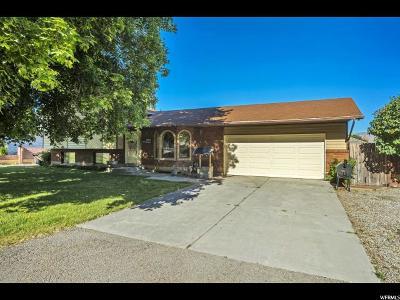 Mona Single Family Home Under Contract: 161 N 200 E
