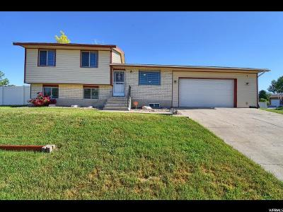 Layton UT Single Family Home For Sale: $270,000