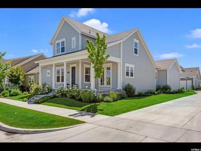 South Jordan Single Family Home For Sale: 5231 W Burntside Ave