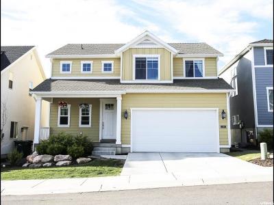 Layton UT Single Family Home For Sale: $379,000