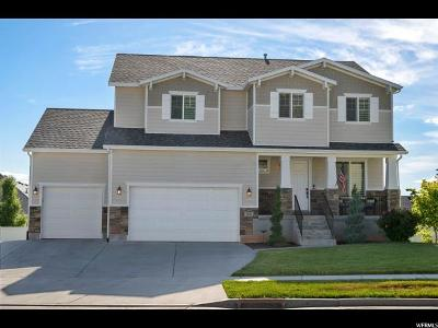 Layton Single Family Home For Sale: 1165 N 2050 E