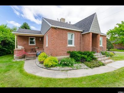 Single Family Home For Sale: 404 E 700 S