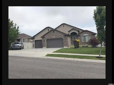 Riverton Single Family Home Under Contract: 4474 W Mankato St S