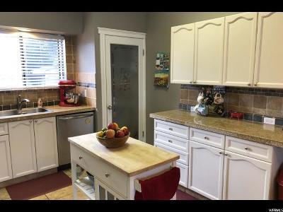 South Ogden Single Family Home Under Contract: 1786 E 5725 S