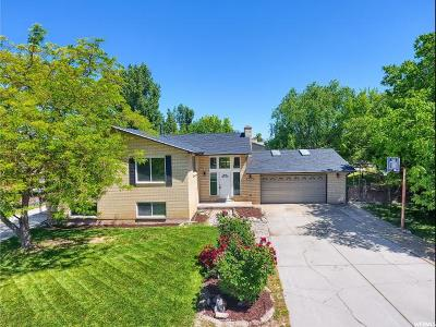 Roy Single Family Home Under Contract: 3510 W 5175 S