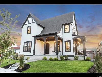 South Jordan Single Family Home For Sale: 5056 W Lake Ave S