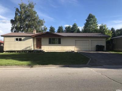 Preston Single Family Home For Sale: 340 E 400 S