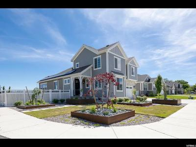 South Jordan Single Family Home Under Contract: 2133 W Amber Blossom Way S