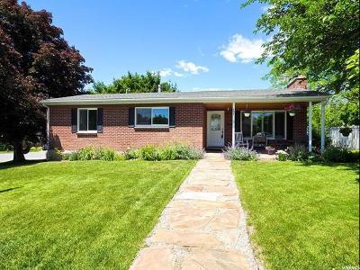 Bountiful Single Family Home Backup: 467 E Millcreek Way S