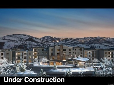 Heber City Condo Under Contract: 909 W Peace Tree Trl #615LO