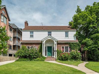 Provo Multi Family Home Backup: 820 N University Ave