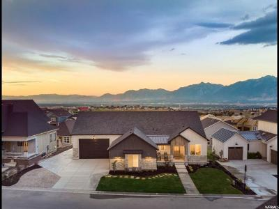 Herriman Single Family Home For Sale: 14923 S Upper Bend Dr