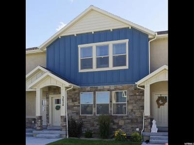 Eagle Mountain Townhouse For Sale: 3624 E Flint Creek Ln