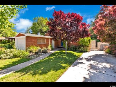Provo Single Family Home For Sale: 1500 N 300 W