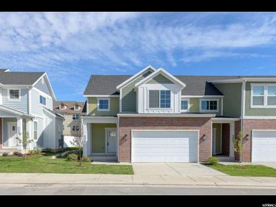 Herriman Townhouse For Sale: 5338 W Autumn Night S #140