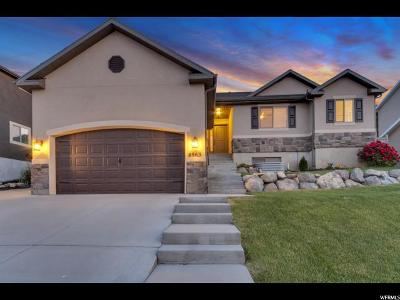 Eagle Mountain Single Family Home For Sale: 6963 N South Pass Rd #25