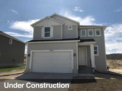 Eagle Mountain Single Family Home For Sale: 4784 E Silver Ridge Rd #1717