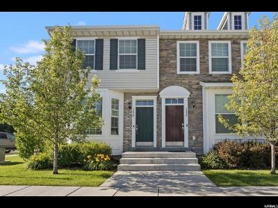 Provo Townhouse For Sale: 1276 W 320 N