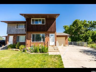 Springville Single Family Home For Sale: 1370 S 600 E