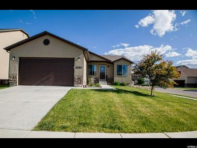 Eagle Mountain Single Family Home For Sale: 2280 Hitching Post Dr E