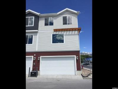 Provo, Orem Townhouse For Sale: 1501 S 565 W