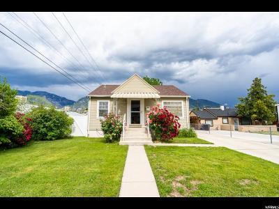 Provo Single Family Home Backup: 544 N 800 W