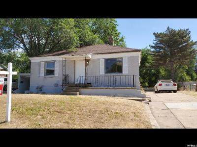 Clearfield Single Family Home For Sale: 161 Ross