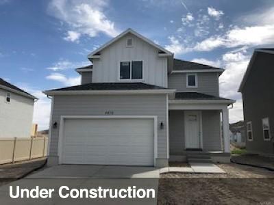 Eagle Mountain Single Family Home For Sale: 4436 E Silver Ridge Rd #1745