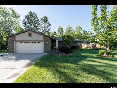 Ogden Single Family Home Under Contract: 815 Nancy Dr