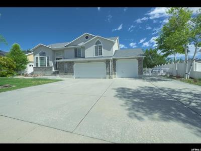 South Jordan Single Family Home For Sale: 2968 W Southpointe Rd S