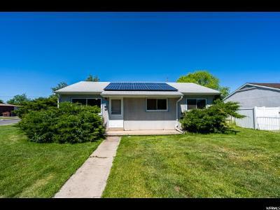 Utah County Single Family Home For Sale: 711 N 120 E