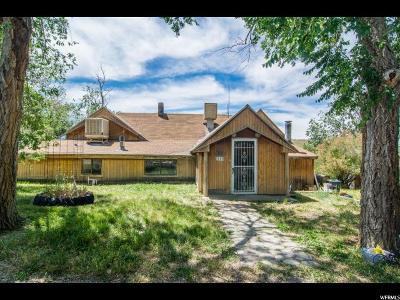 Utah County Single Family Home For Sale: 1032 E Cumorah Dr