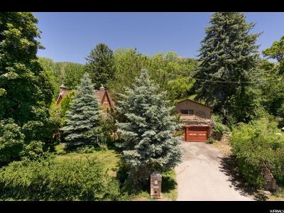 Ogden Single Family Home For Sale: 2330 E Combe