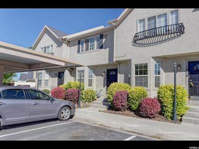 Springville Townhouse For Sale: 1836 Wembley