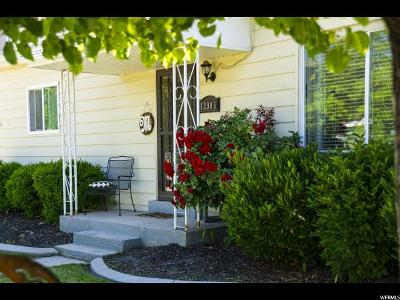 Riverton Single Family Home Under Contract: 12906 S 1785 W