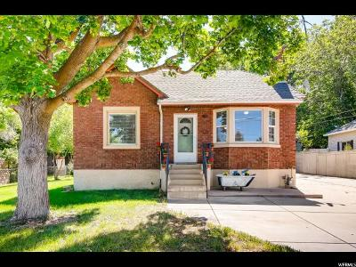 South Ogden Single Family Home For Sale: 4040 S Adams Ave